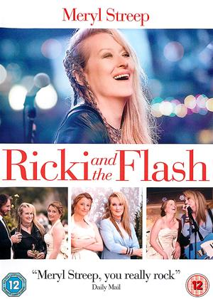 Rent Ricki and the Flash Online DVD & Blu-ray Rental