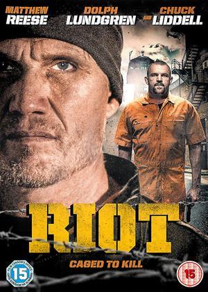 Rent Riot (aka Prison Riot) Online DVD & Blu-ray Rental