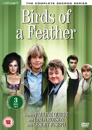 Rent Birds of a Feather: Series 2 Online DVD Rental