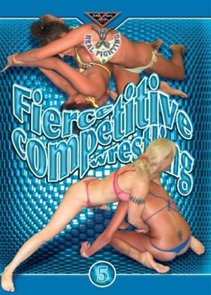 Rent Fierce Competitive Wrestling 5 Online DVD Rental