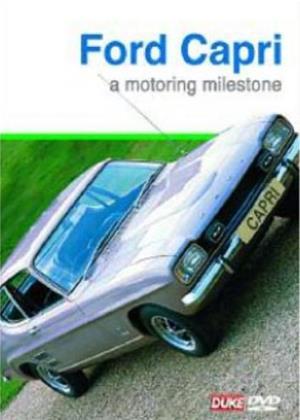 Rent Ford Capri: A Motoring Milestone Online DVD & Blu-ray Rental