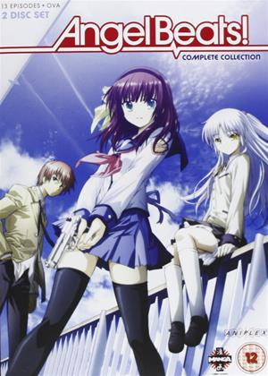 Rent Angel Beats: The Complete Series Online DVD Rental