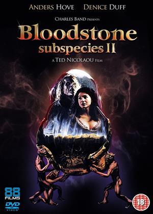 Rent Bloodstone: Subspecies 2 Online DVD Rental