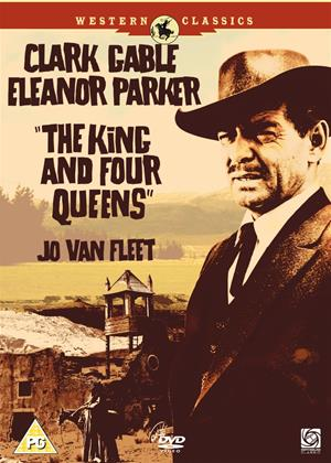 Rent King and Four Queens Online DVD Rental