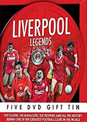 Rent Liverpool Legends Online DVD Rental