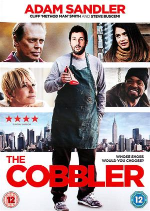 The Cobbler Online DVD Rental
