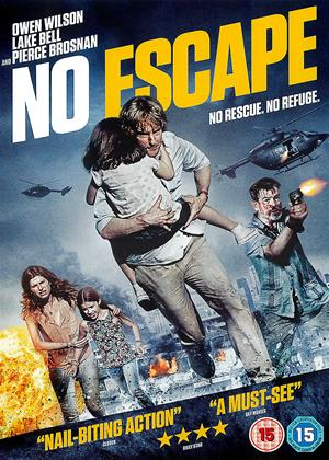 No Escape Online DVD Rental