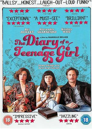 The Diary of a Teenage Girl Online DVD Rental