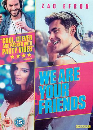 Rent We Are Your Friends Online DVD Rental