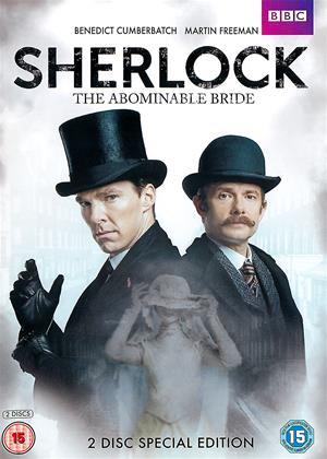 Rent Sherlock: The Abominable Bride Online DVD Rental
