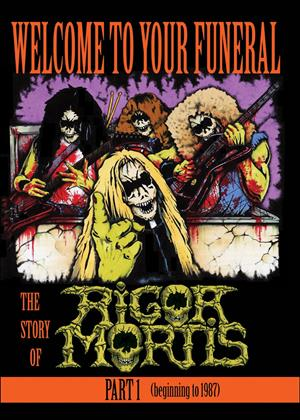 Rent Rigor Mortis: Welcome to Your Funeral Online DVD Rental