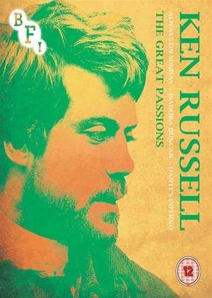 Rent Ken Russell: The Great Passions Online DVD Rental