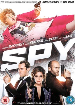 Rent Spy Online DVD Rental