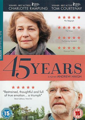 Rent 45 Years Online DVD Rental