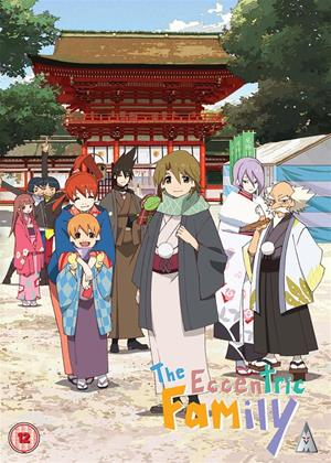 Rent The Eccentric Family: The Complete Series (aka Uchouten Kazoku) Online DVD Rental