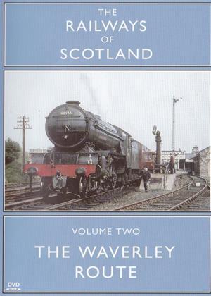 Rent Railways of Scotland: Vol.2: The Waverley Route Online DVD Rental