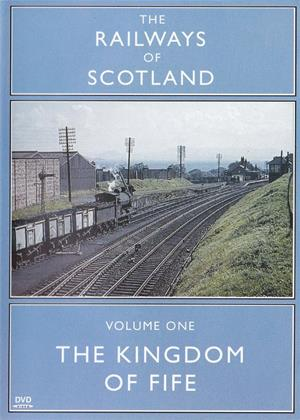Rent Railways of Scotland: Vol.1: The Kingdom of Fife Online DVD Rental