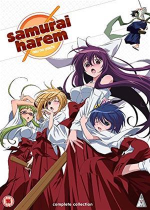 Rent Samurai Harem (aka Asu no yoichi!) Online DVD Rental