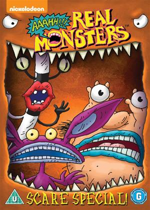 Rent Aaahh!!! Real Monsters: Scare Special Online DVD Rental