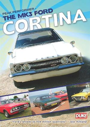 Rent Ford Cortina Mk3: Peak Performer Online DVD Rental