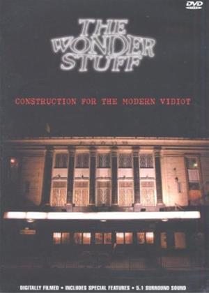Rent The Wonder Stuff: Construction for the Modern Vidiot Online DVD Rental