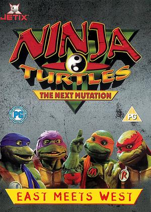 Rent Ninja Turtles: The Next Mutation: East Meets West Online DVD Rental