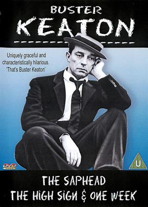 Rent Buster Keaton: The Saphead / The High Sign / One Week Online DVD Rental