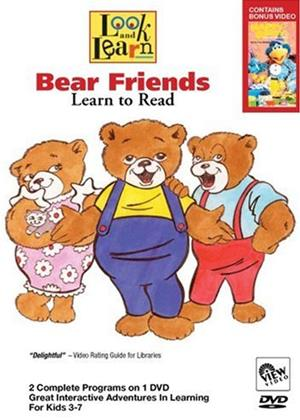 Rent Look and Learn: Bear Friends: Learn to Read Online DVD Rental