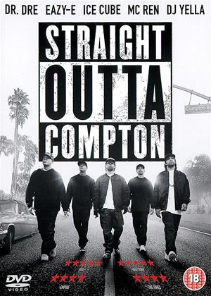 Rent Straight Outta Compton Online DVD & Blu-ray Rental