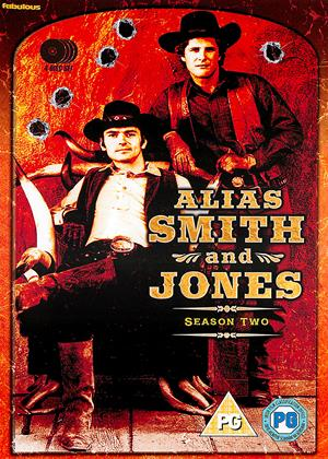 Rent Alias Smith and Jones: Series 2 Online DVD Rental