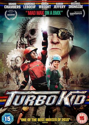 Turbo Kid Online DVD Rental