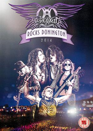 Rent Aerosmith Rocks Donington 2014 Online DVD & Blu-ray Rental