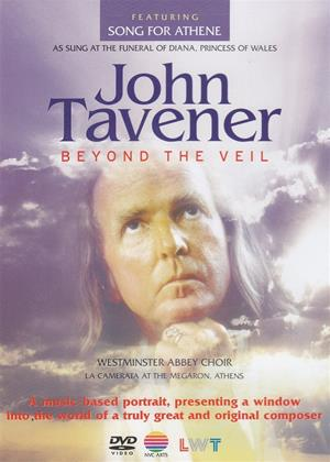 Rent John Tavener: Beyond the Veil Online DVD Rental