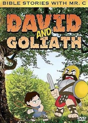 Rent Bible Stories with Mr C: David and Goliath Online DVD Rental