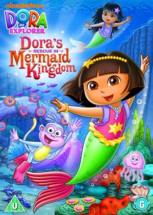 Rent Dora the Explorer: Dora's Rescue in the Mermaid Kingdom Online DVD Rental