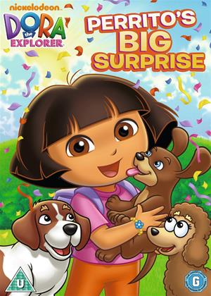 Rent Dora the Explorer: Perrito's Big Surprise Online DVD Rental