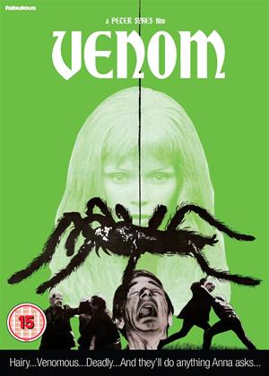 Rent Venom (aka The Legend of Spider Forest) Online DVD Rental