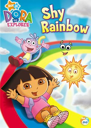 Rent Dora the Explorer: Shy Rainbow Online DVD Rental