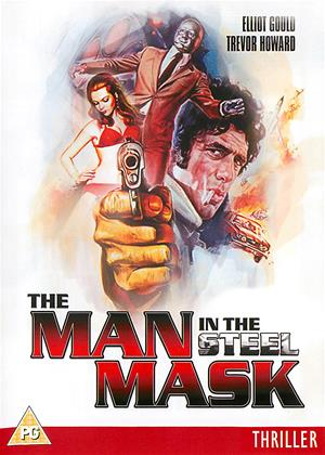 Rent The Man in the Steel Mask (aka Who? / Robo Man) Online DVD & Blu-ray Rental