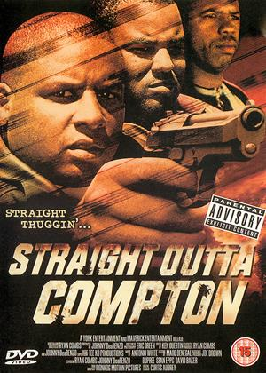 Rent Straight Outta Compton (aka Straight Out of Compton) Online DVD Rental