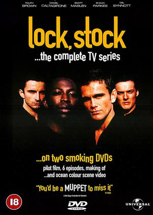 Rent Lock, Stock: The Complete Series Online DVD & Blu-ray Rental