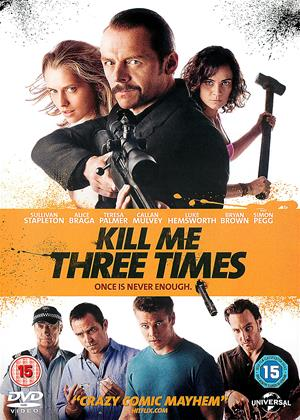 Rent Kill Me Three Times Online DVD Rental