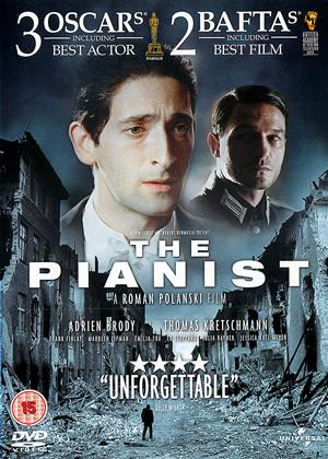 The Pianist Online DVD Rental