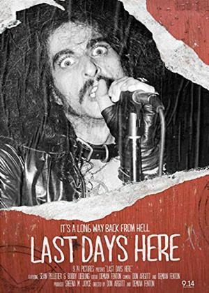 Rent Pentagram: Last Days Here Online DVD & Blu-ray Rental