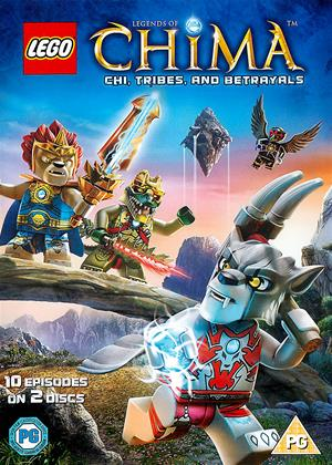 Rent Lego Legends of Chima: Series 1: Part 2 Online DVD Rental
