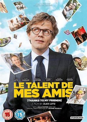 Rent Thanks to My Friends (aka Le Talent De Mes Amis) Online DVD & Blu-ray Rental