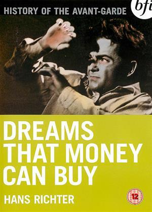 Rent Dreams That Money Can Buy Online DVD Rental