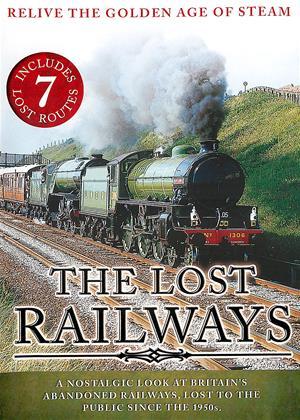 Rent The Lost Railways Online DVD Rental
