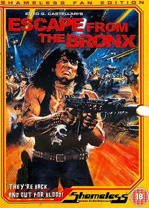 Rent Escape from the Bronx (aka Fuga Dal Bronx) Online DVD Rental
