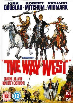 Rent The Way West Online DVD Rental